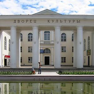 Дворцы и дома культуры Стрежевого