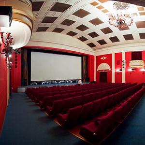 Кинотеатры Стрежевого