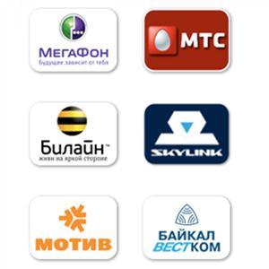 Операторы сотовой связи Стрежевого