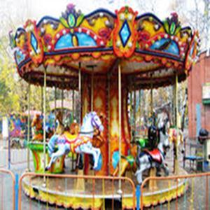 Парки культуры и отдыха Стрежевого