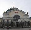 Железнодорожные вокзалы в Стрежевом