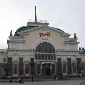 Железнодорожные вокзалы Стрежевого